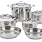 cuisinart 77-10 chefs classic stainless steel
