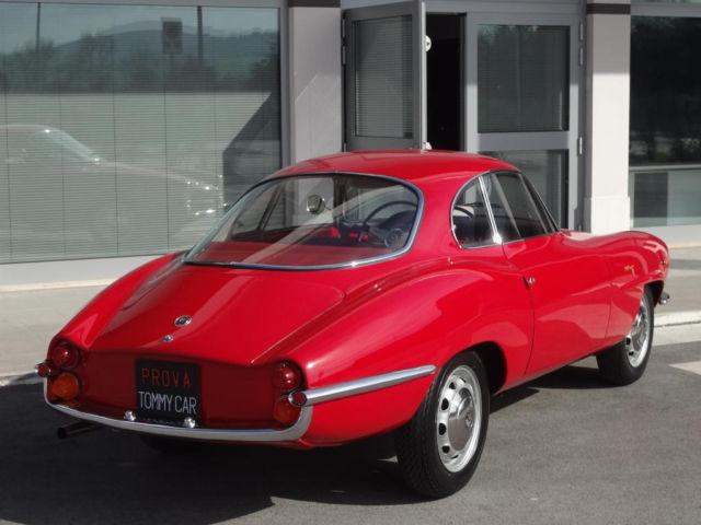 Alfa Romeo Giulietta Ss