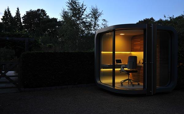 OfficePOD Prefab Office