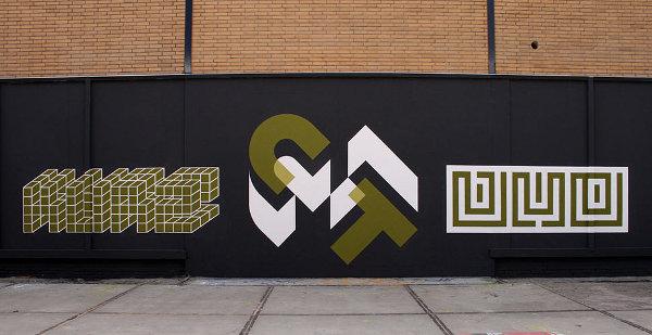 Modern Graffiti By CT TheCoolist The Modern Design