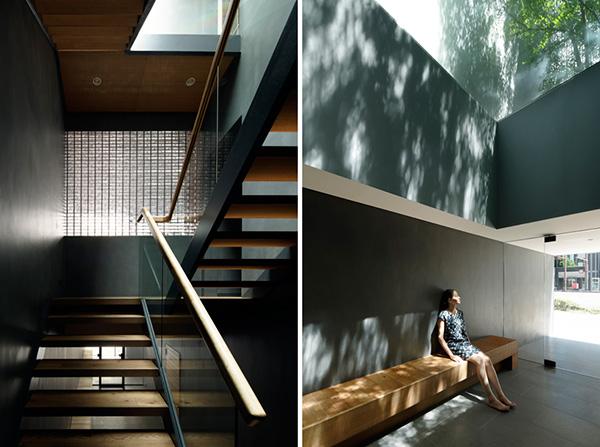 Optical Glass House Hiroshima Thecoolist The Modern
