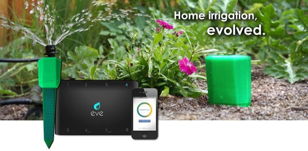 Eve Smart Garden Irrigation System 1
