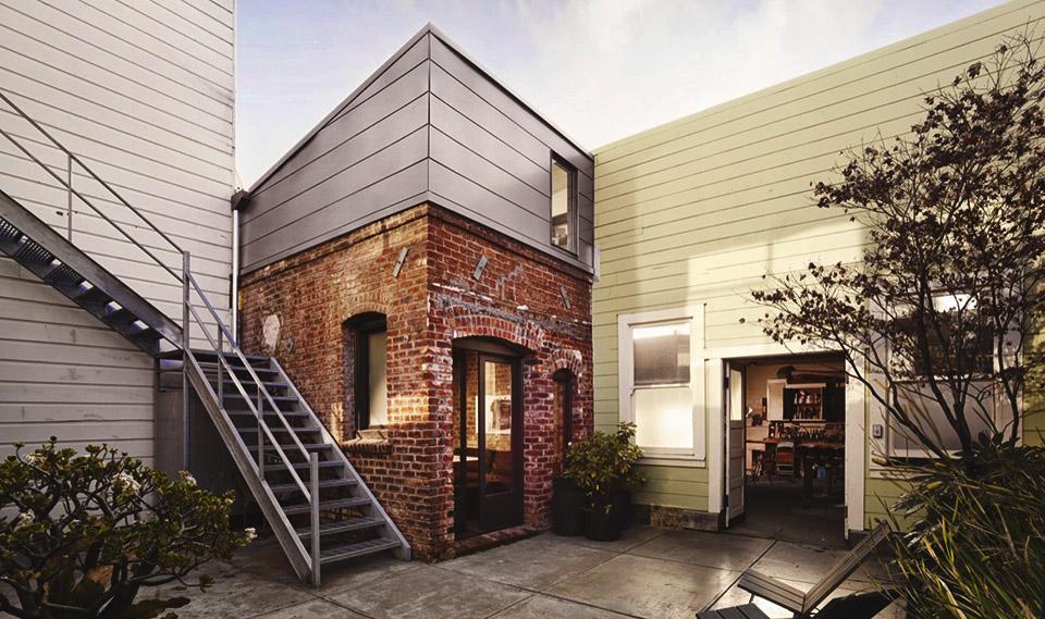 Brick House Restoration By Christi Azevedo Thecoolist