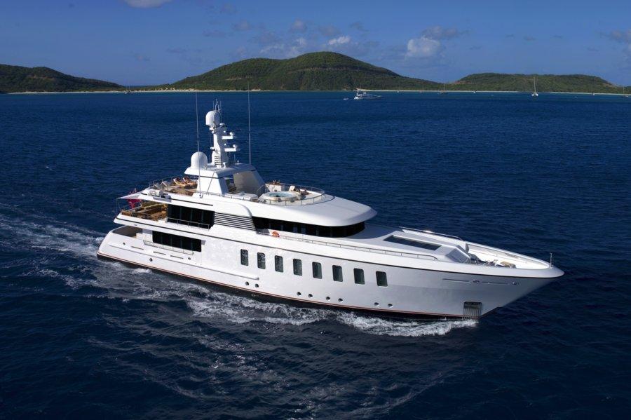Feadship Helix - yacht