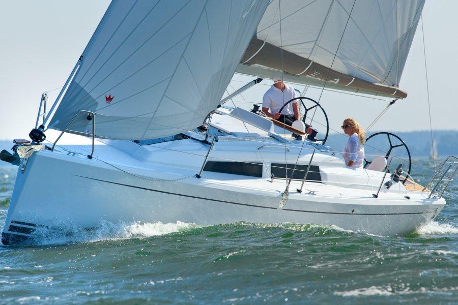 Hanse 315 - yacht