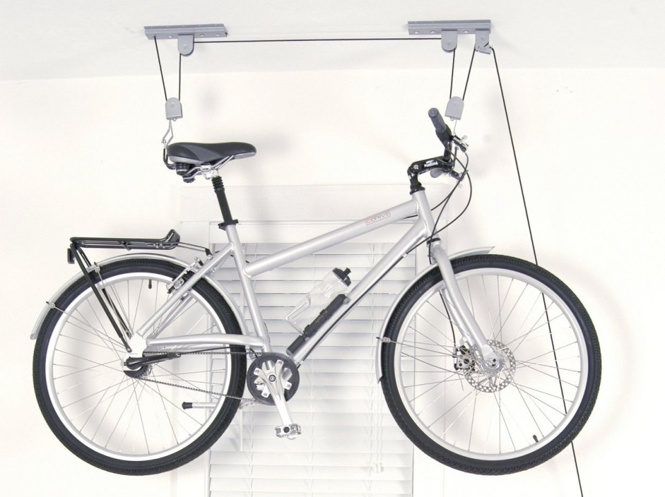 Delta El Greco Bicycle Ceiling Hoist