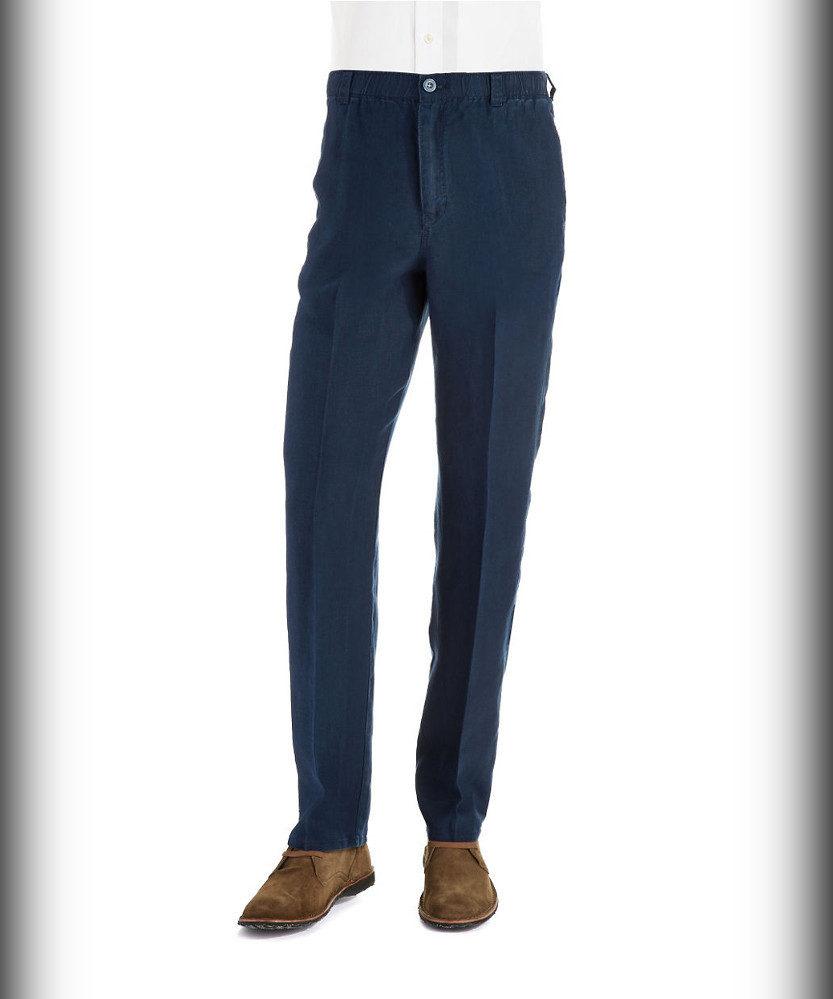 Tommy Bahama Linen Drawstring - summer pants for men beach