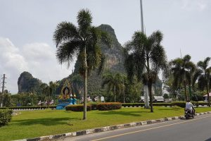 Road trip to Phang Nga from Phuket