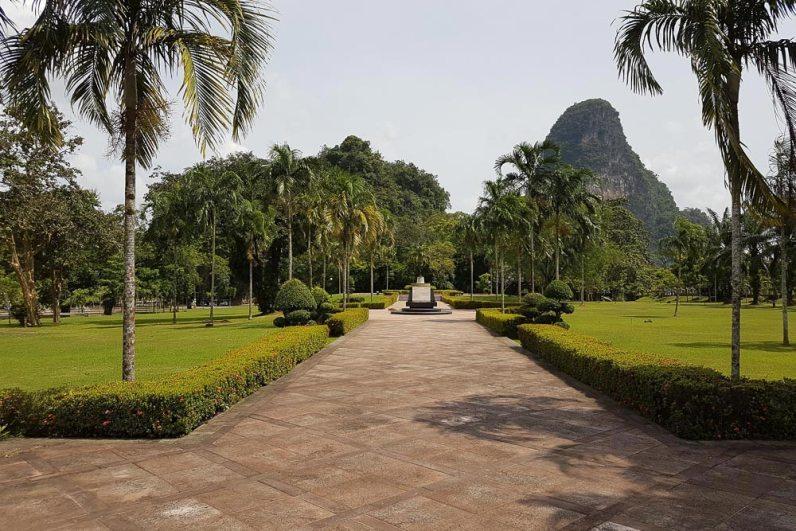 Phang Nga Town
