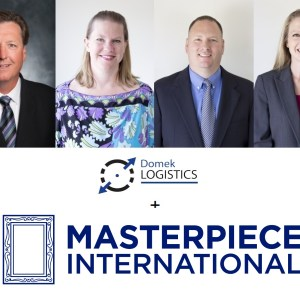 Domek Logistics, a Coop member in Chicago, USA, joins Masterpiece International as a part of their International Logistics Solutions division