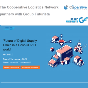 The Cooperative Logistics Network establishes a partnership with Group Futurista
