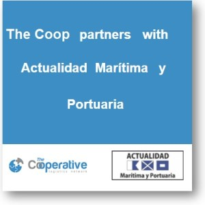 The Cooperative Logistics network enters into a media partnership with Actualidad Marítima y Portuaria