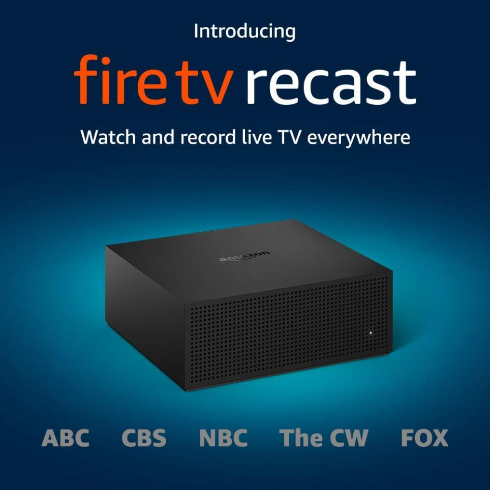 Amazon Releases the Fire TV Recast DVR – The Cord Cutter Life