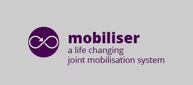 Joint mobilisation treatment