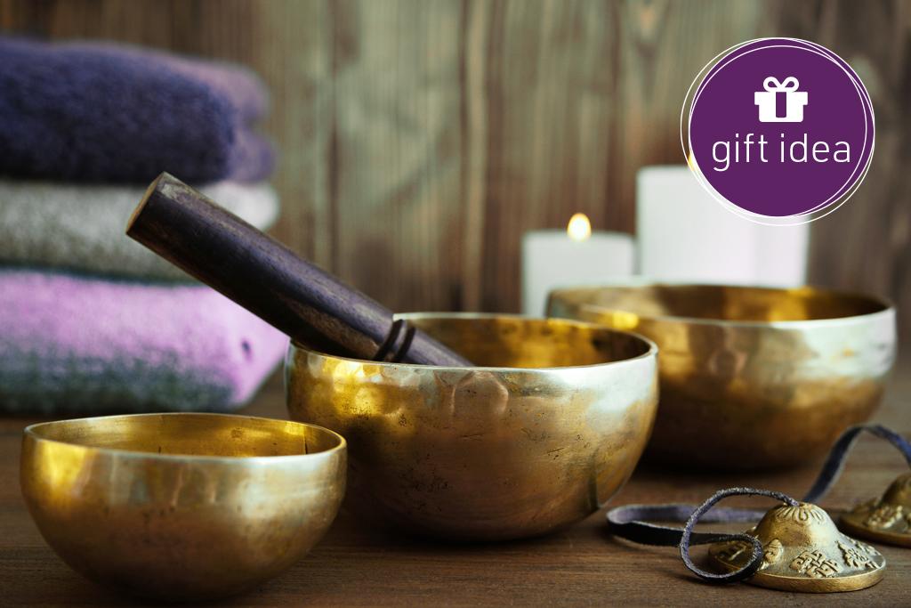 Sound Bath gift idea