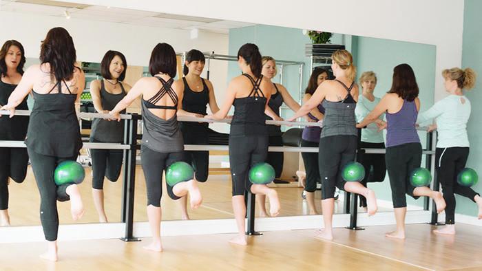 Barre Pilates