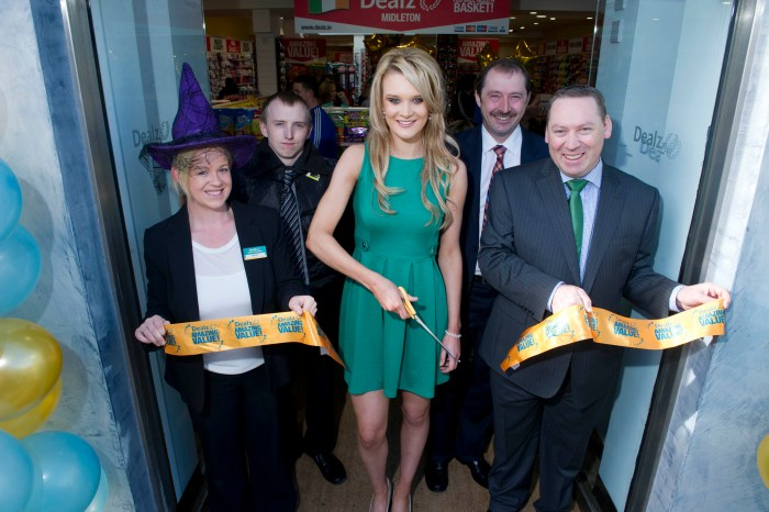 "Poundshop ""Dealz"" opens second store in Cork – 20 new jobs"