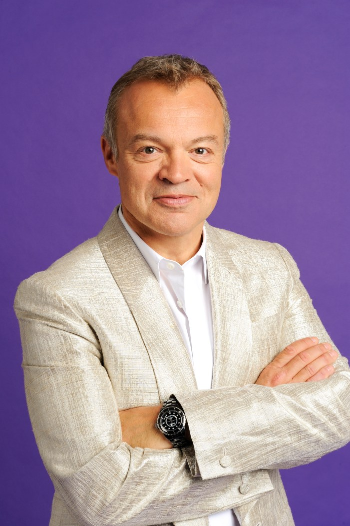 Graham Norton to get Honorary Doctorate from University College Cork