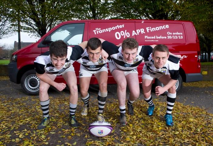 Newmarket Motors Sponsor Pres Rugby
