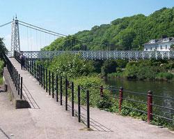 [Audio] Shakey bridge needs a lick of paint!