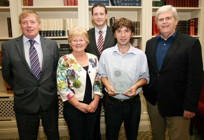 Nurse named as Cork Person is the Month
