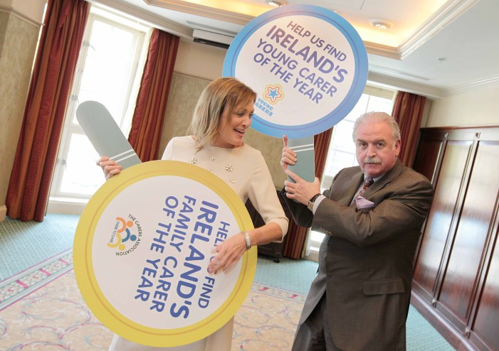 Who is Cork's Carer of the Year?
