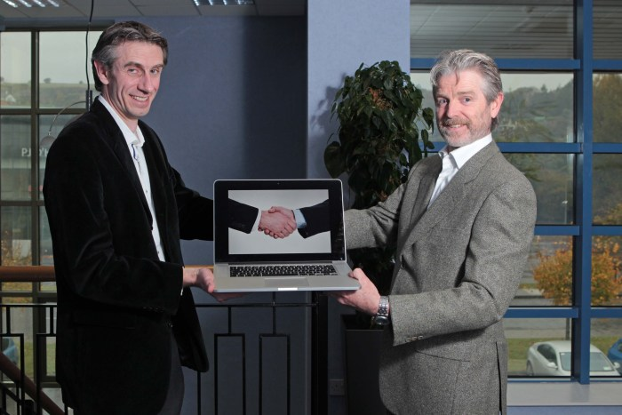 Cork web firm merges with Dublin outfit