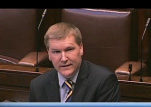 Carrigaline TD wants Government to create a 'Rainy day fund  to cushion any future downturn'