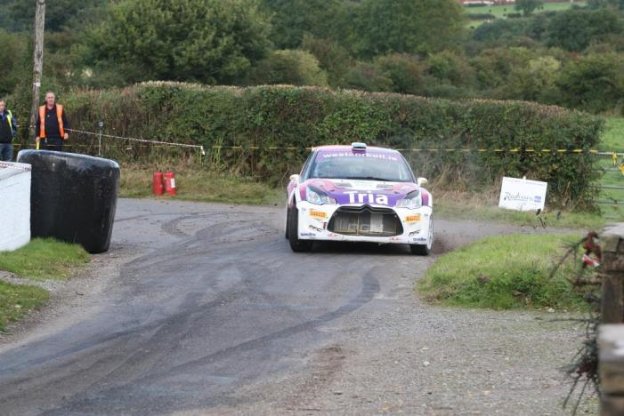 MOTORSPORT: Sunday's action at the Cork 20 International Rally 2016 Press Release