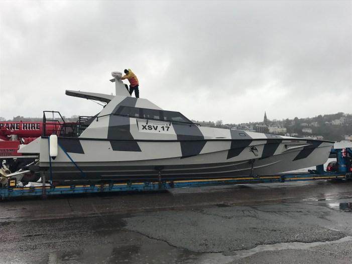 Youghal company 'Safehaven Marine' attempt world record circumnavigation of Ireland via Rockall