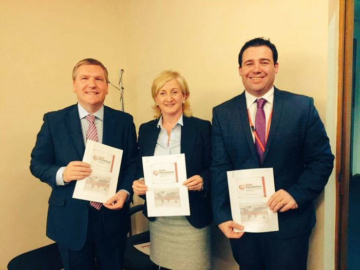 Cork politicians back 'The Cork Foundation'