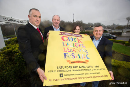 Carrigaline Lifelong Learning Festival is launched, catering for all ages and abilities