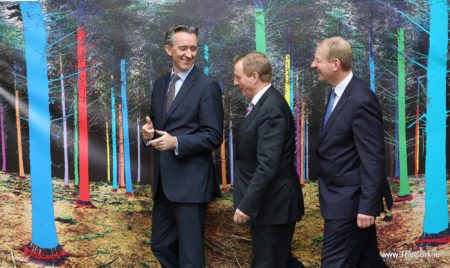 BUSINESS: Cork firm 'Treemetrics' signs €1m agreement with Coillte – to increase forestry profitability using technology