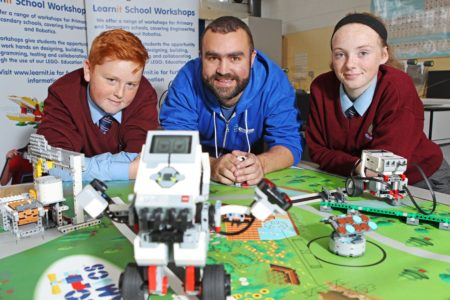 LEGO League finals to be held in Cork