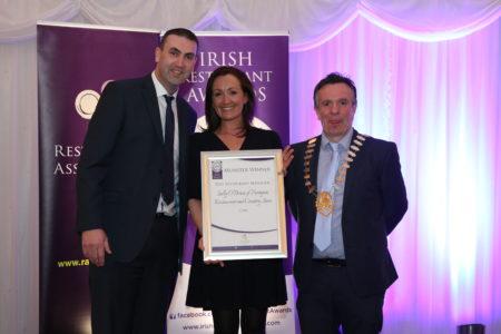 Cork wins at 'Irish Restaurant Awards'