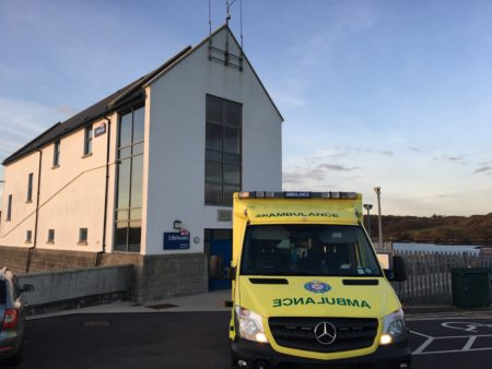 WEST CORK: Baltimore RNLI provides medical evacuation from Cape Clear Island