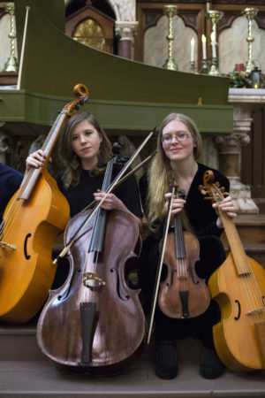 Nano Nagle Place and East Cork Early Music Festival enter a musical partnership
