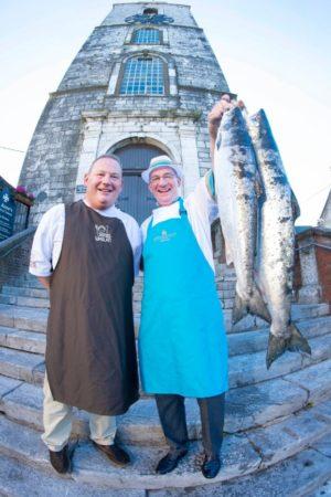Iconic Fishmonger Welcomes Iconic Butcher to Cork