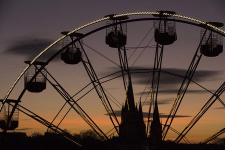CHRISTMAS IN CORK: 30 metre Ferris Wheel opens in City Centre