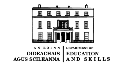 A 'mini Gaelscoil' within an otherwise English speaking School: It's called Aonad Lán Ghaeilge