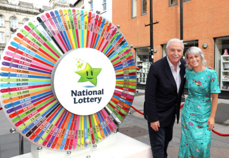 Cork dad spins the wheel and wins €60,000 on Winning Streak
