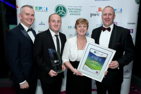 Cork Airport wins national award for its charity fundraisers