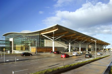 Cork Airport is Ireland's most punctual airport