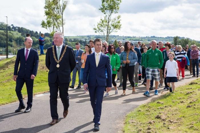 Dump transformed into public park – Tramore Park, Cork City