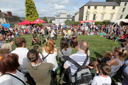 Youghal Medieval Festival set for August Bank Holiday Weekend, 2019