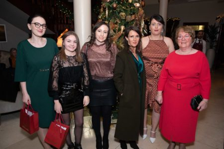 Network Cork hold Christmas Party at Hayfield Manor Hotel