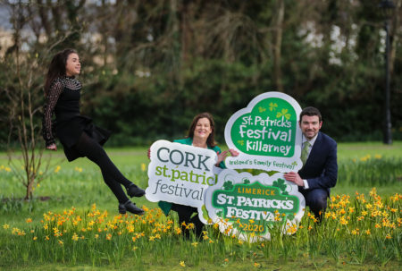 ST PATRICK'S DAY 2020: Cork City centre celebrations benefit from Fáilte Ireland funding