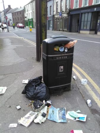 HAVE YOUR SAY: on Cobh Litter Management Plan #PublicConsultation