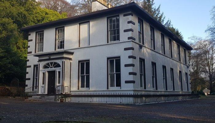 PROPERTY: Georgian Mansion for sale – €850,000 Lotaville House, Burke's Hill, Tivoli