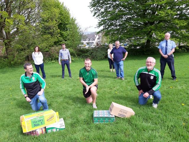 Douglas community spirit during COVID-19